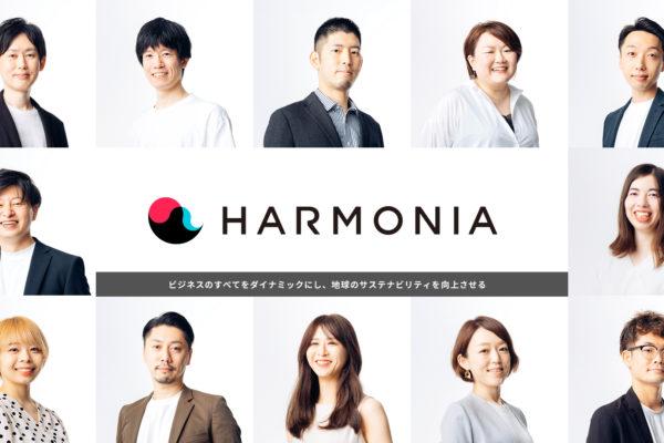 ダイナミックプライシングの株式会社 空、 経済合理性とサステナビリティが調和した社会を実現すべく、 「ハルモニア株式会社」へ社名を変更